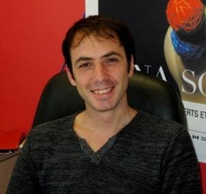 Guillaume De Pauw, responsable des outils de communication