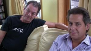 Walter Boudreau et Alain Lefèvre