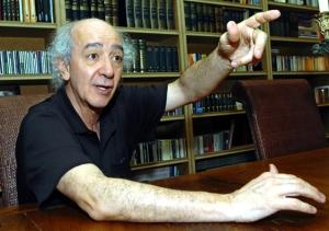 Julio Estrada photographié par Isabel Laguna.