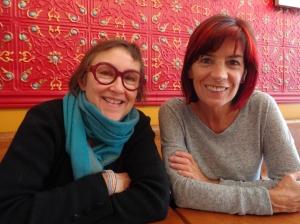 L'illustratrice Elisabeth Eudes-Pascal et l'écrivaine Marie Décary nous ont confessé quelques secrets du processus de création de la bande dessinée sur la vie de Denis Gougeon.