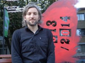 L'spectacle 'Concerto au sol' de Félix Boisvert sera disponible au théâtre Aux Écuries du 15 au 26 d'octobre.