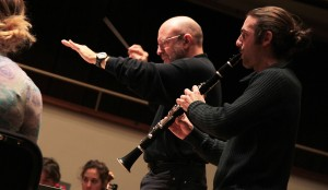 Victor Alibert sera le clarinettiste soliste pendant le concert de vendredi. PHOTO: Lida Amengual