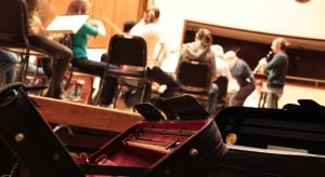 L'Orchestre de l'Université de Montréal jouera « À l'aventure! » de Denis Gougeon. PHOTO: Lida Amengual