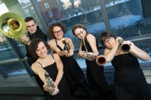 Le prochain vendredi, le quintette Brevà offrira un concert un concert avec des œuvres de Denis Gougeon.